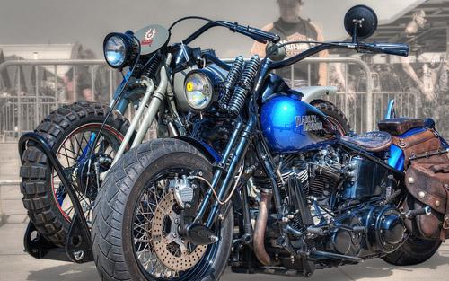 バイクのカラー